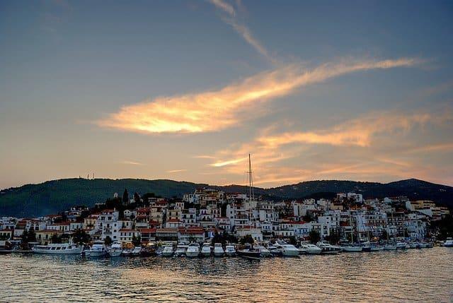 Sporades Islands sailing