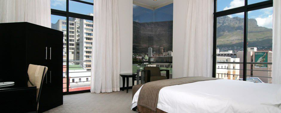 Cool and contemporary Cape Town hotel