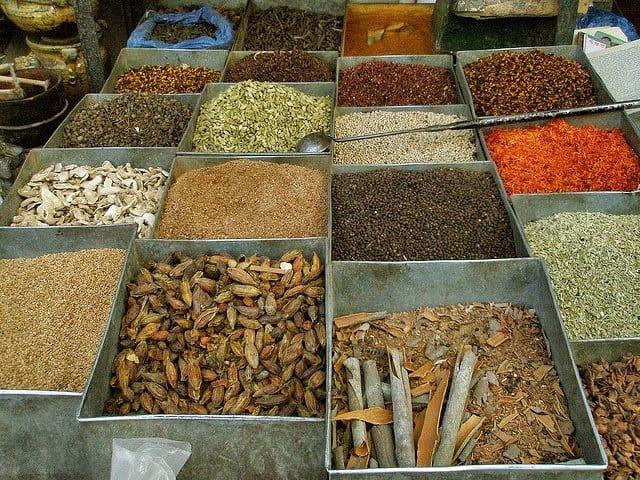 Uygur food