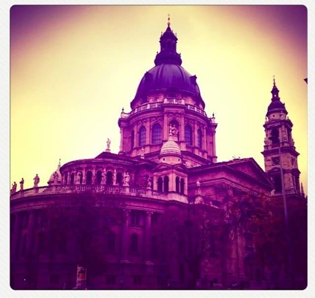 Beautiful Budapest City