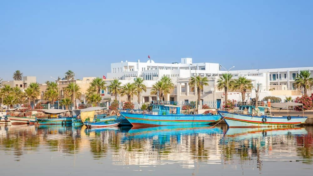 Hammamet - great places to explore in Tunisia