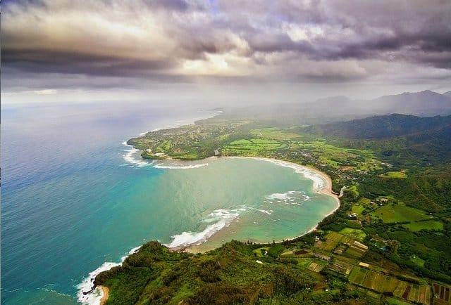 Exploring idyllic Hawaii Global Grasshopper