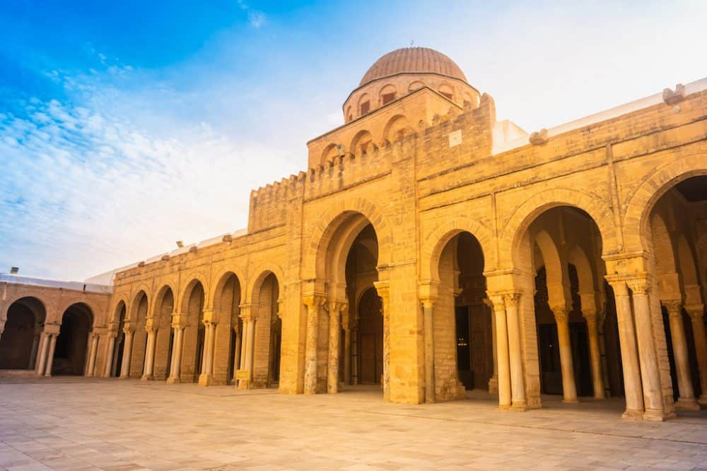Kairouan - beautiful places to visit in Tunisa
