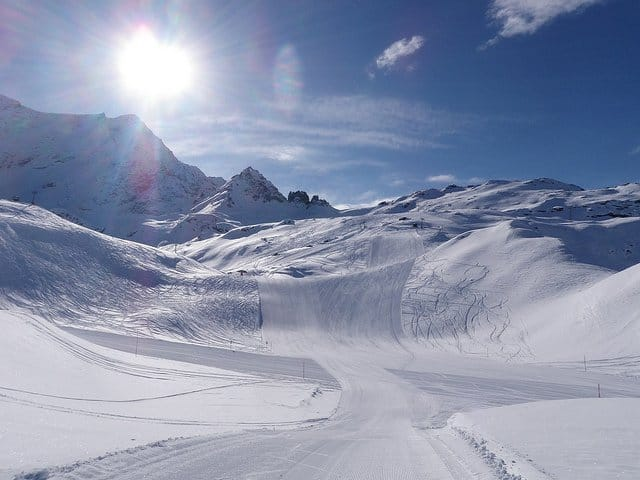 Beautiful places to ski in Europe Global Grasshopper