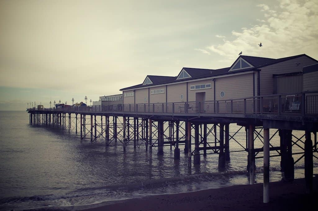 Teignmouth Pier 2