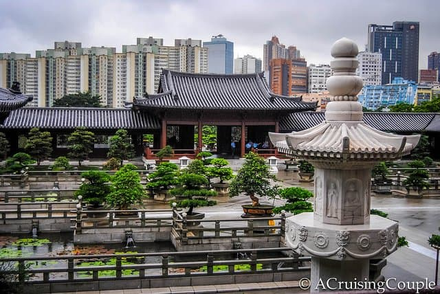 Chi Lin Nunnery and Nan Lian Gardens