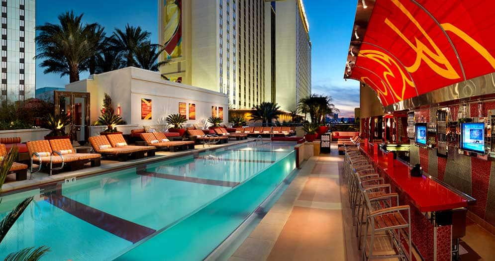 Las Vegas Golden Nugget Hotel - a classic downtown casino hotel