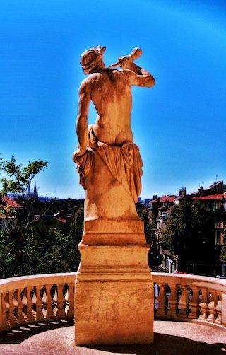 Marseille Sculpture