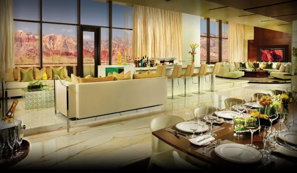Grand Red Rock - award-winning modern Las Vegas hotel