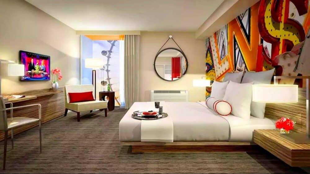 Contemporary pet friendly hotel in Las Vegas
