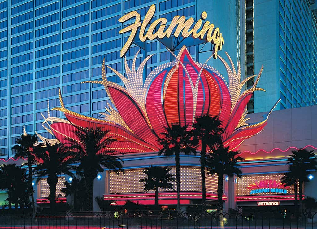Flamingo - Las Vegas fun