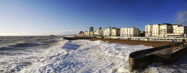 Brighton Seascape