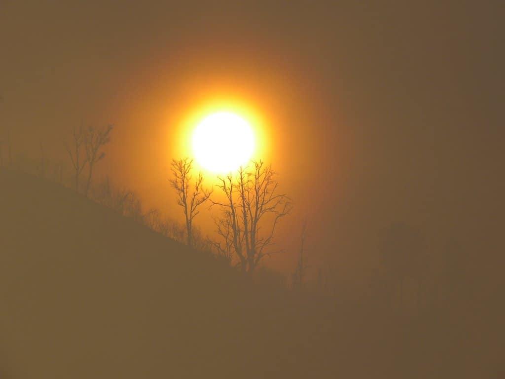 Kawah Ijen Sunrise, East Java, Indonesia