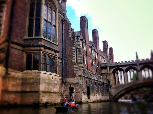 Cambridge Building Views