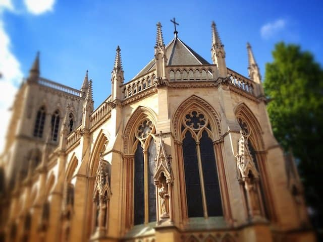Cambridge Cathedral
