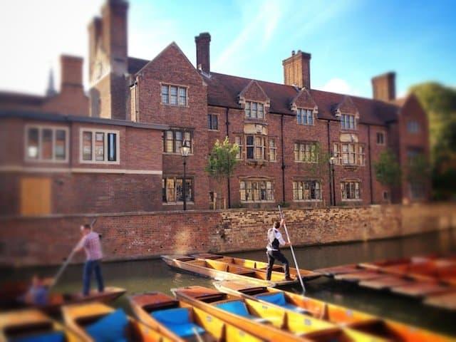 Cambridge River Boats