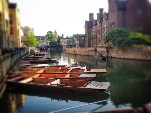 Cambridge River Views