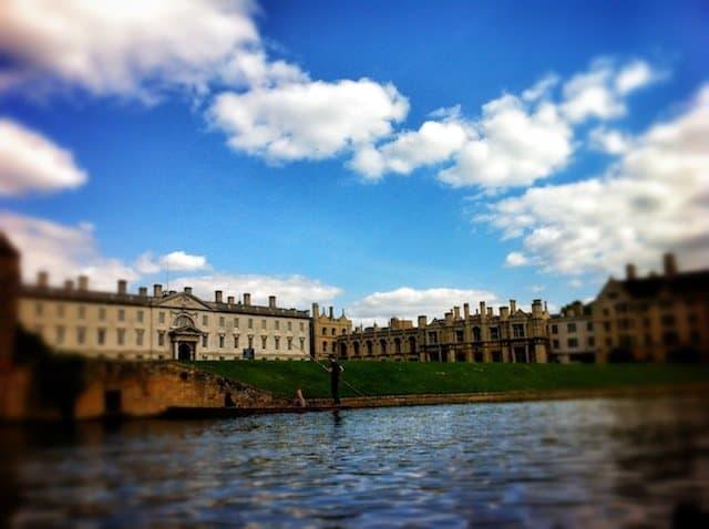 Cambridge River
