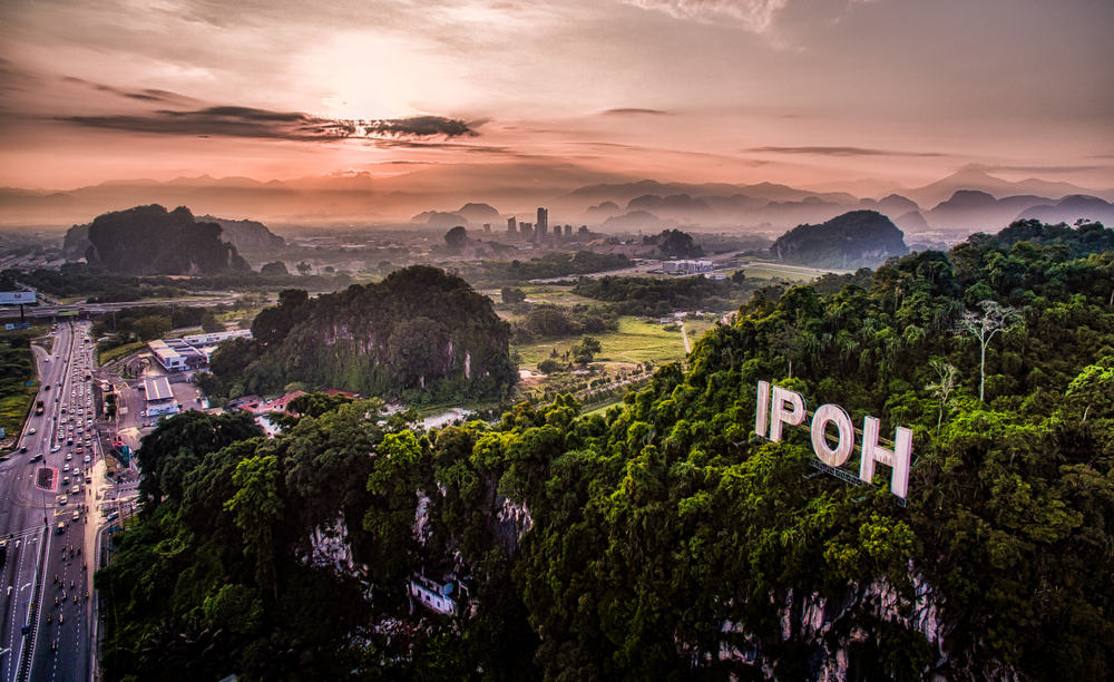 Ipoh, Perak - best places to visit in Malaysia