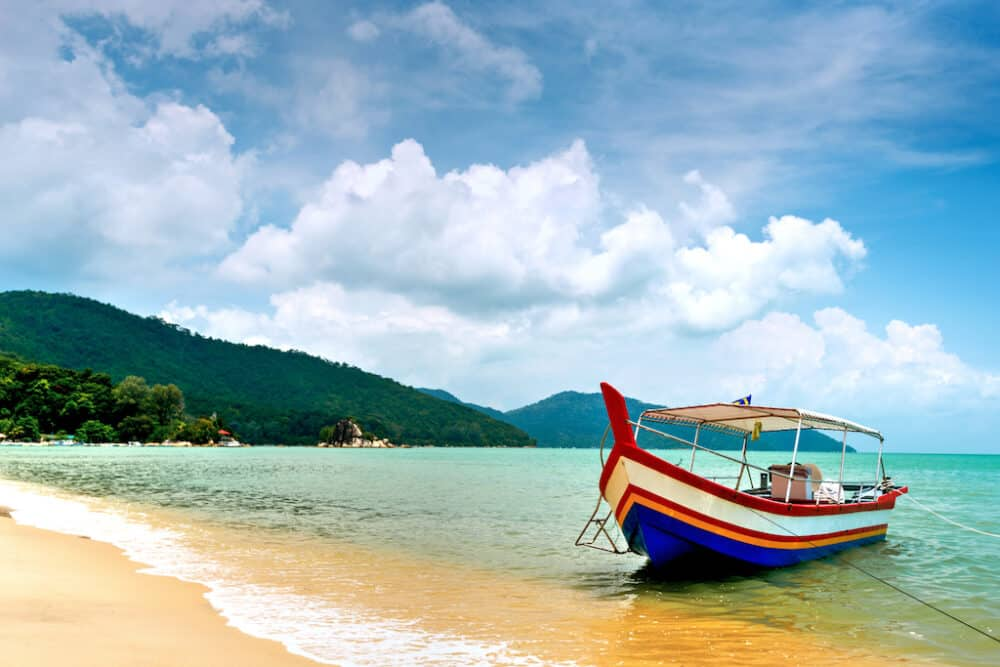 Penang - best places to visit in Malaysia