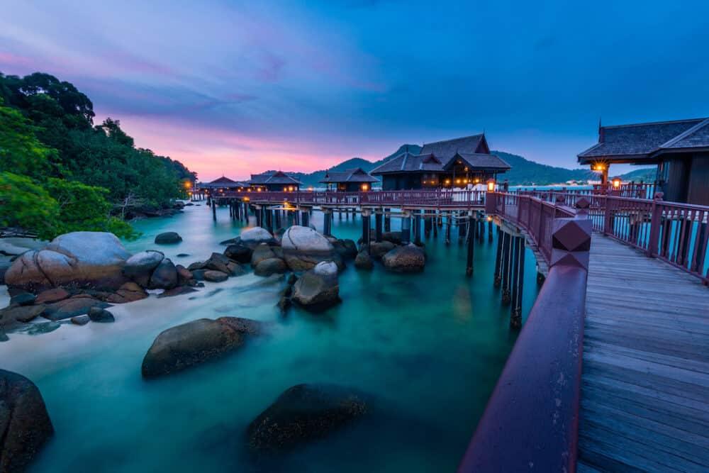 Pulau Pangkor - beautiful places in Malaysia