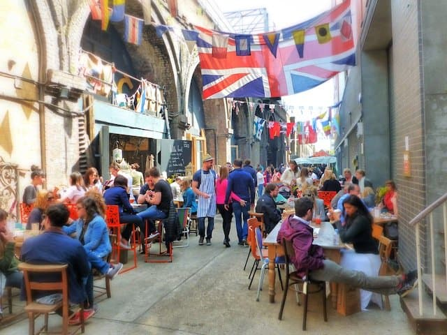 Maltby Market - London's new foodie heaven Global Grasshopper