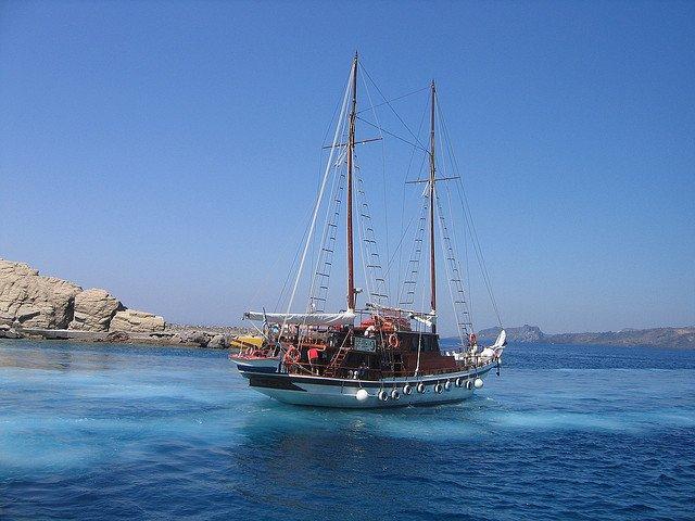 Santorini Yacht