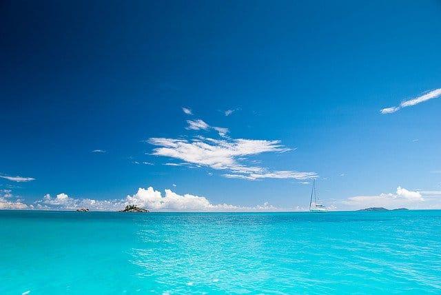 St Pierre Islet, Seychelles