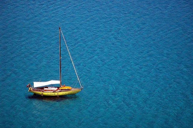 Sailing Villasimius, Sardinia