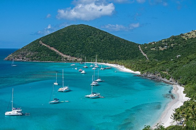 Ten of the best destinations to charter a yacht Global Grasshopper