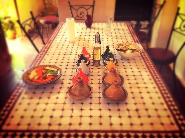 Cooking school Marrakech