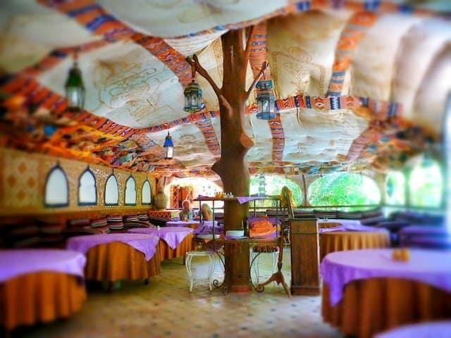 Morocco Restaurant