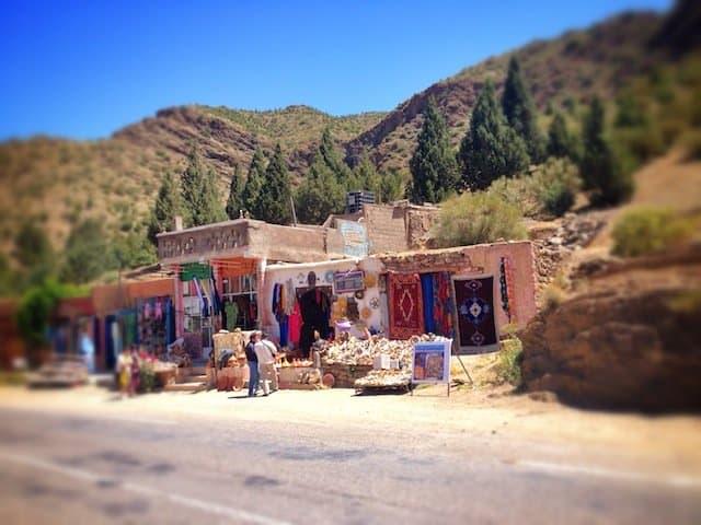 Atlas Mountain shop
