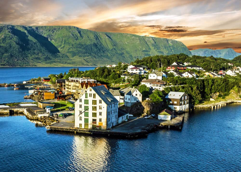 Alesund - one of the best places to visit in Norway