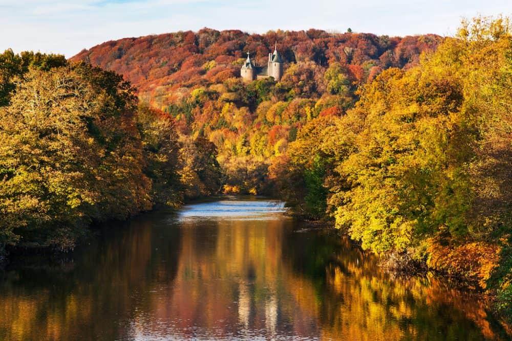 Castle Coch Wales