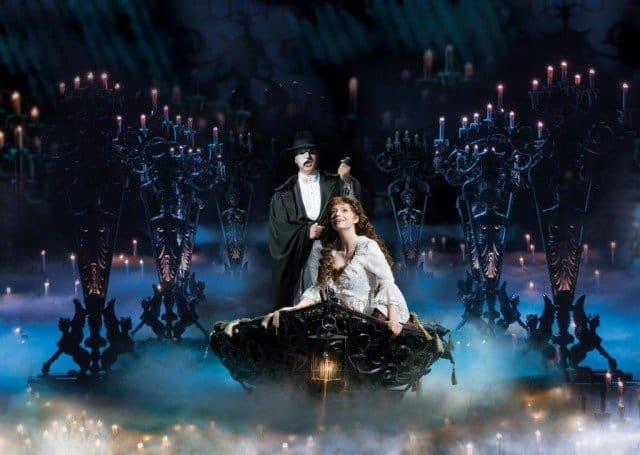 City Wonders Phantom of the Opera