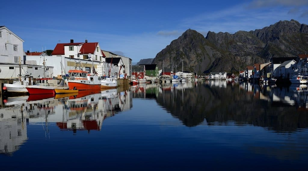 Henningsvær - one of the best places to visit in Norway