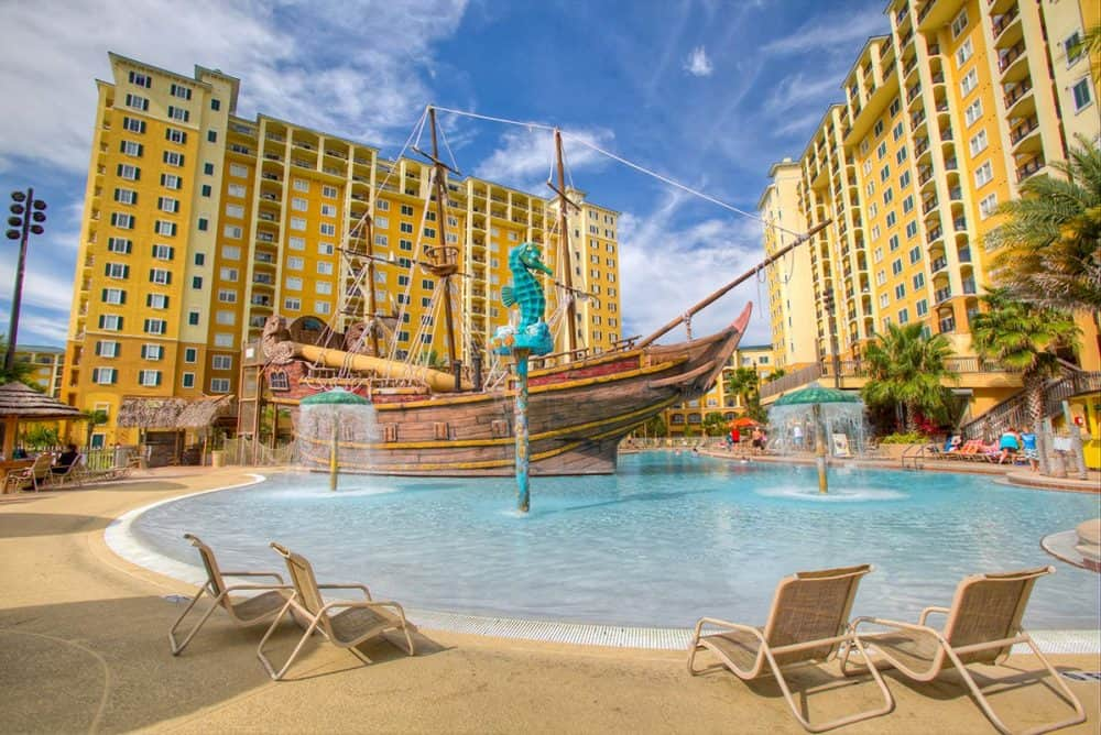 Lake Buena Vista Resort Village - a fun themed upscale all-suite Orlando resort