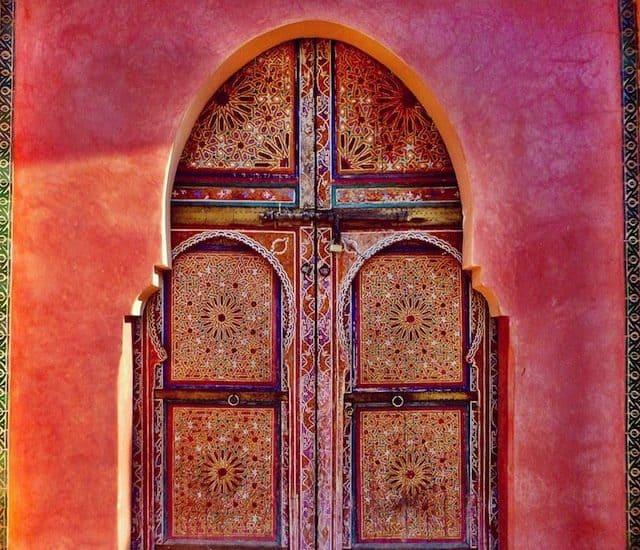 Morocco-Door