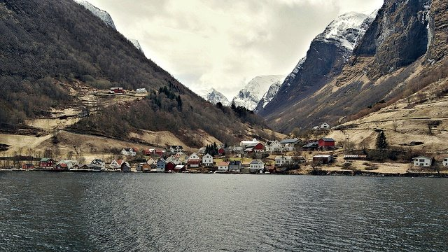 Most beautiful places to visit in Norway