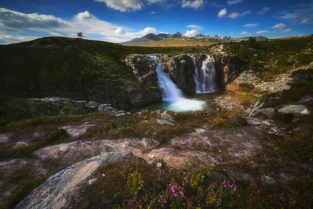 Rondane National Park -  the oldest national park in Norway and a beautiful place to visit