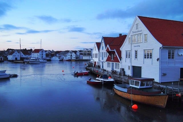 Skudeneshavn - best places to visit in Norway