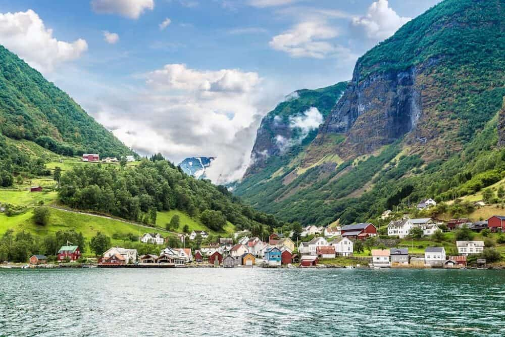 Sognefjord - one of the most beautiful places to visit in Norway