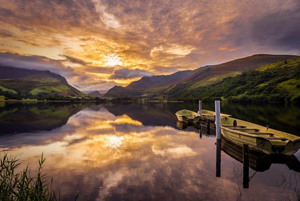 Stunning Snowdonia National Park