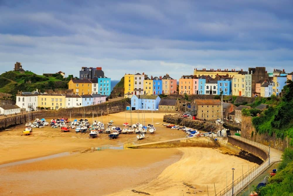 Tenby Wales - stunning places to visit in Wales