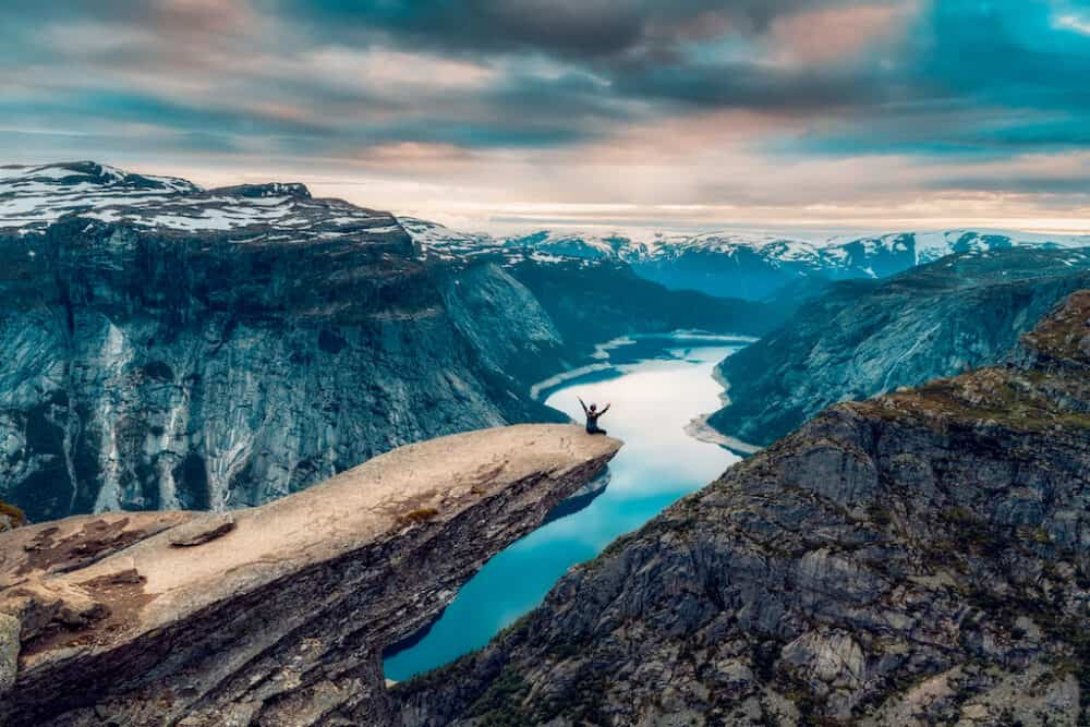 Trolltunga - An Instagrammable spot in Norway