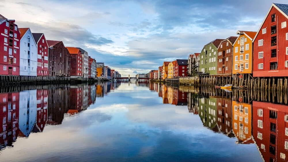 Trondheim - the first capital of Norway and a stunning place