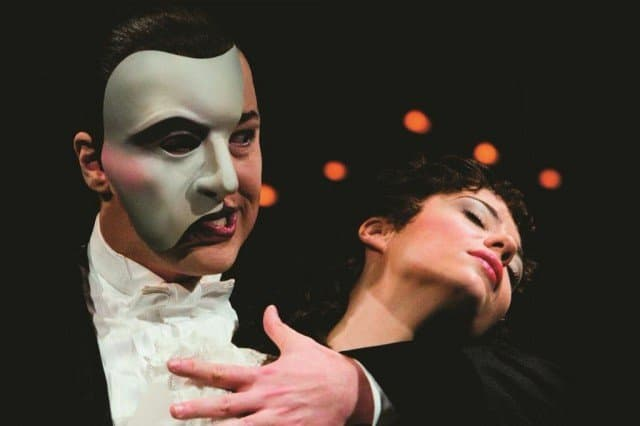 The VIP Phantom of the Opera Experience