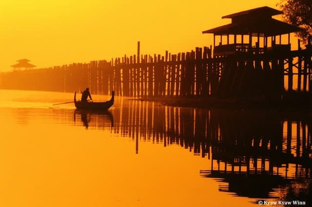 3- Kyaw-Kyaw Winn- U-Bein Bridge-Mandalay_Luminous-Journeys