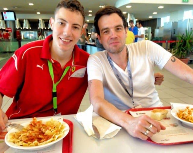 Inside the Ferrari Driver Academy: training to win Global Grasshopper
